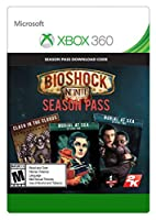 BioShock Infinite Season Pass - Xbox 360 Digital Code