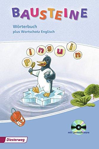 BAUSTEINE: Wörterbuch plus Wortschatz Englisch mit Lernsoftware