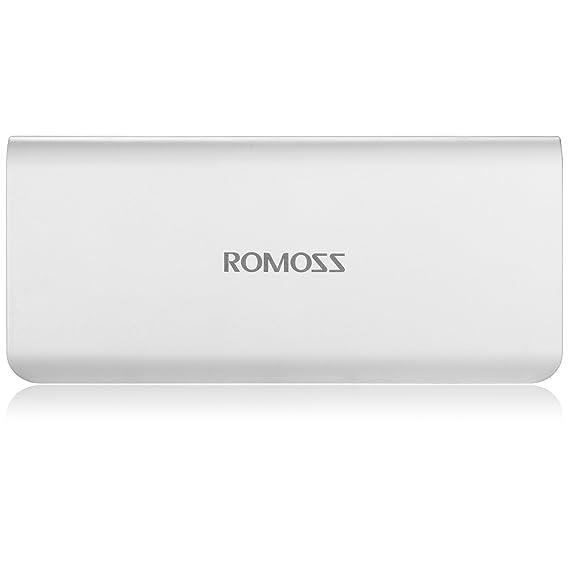 ROMOSS Sense 4 10400mah Dual USB Portable Charger External Battery Pack Power Bank Supply Station