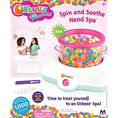 Orbeez Spin & Soothe Hand Spa Decorating Toy, Assorted Color: Toys & Games