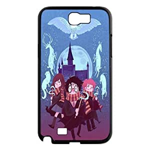 High Quality Phone Case For Samsung Galaxy Note 2 Case -Harry Potter Series Pattern-LiuWeiTing Store Case 13