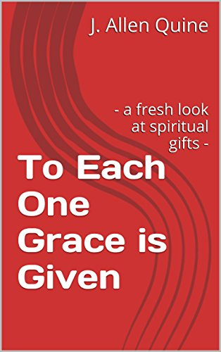 Each One Grace Given spiritual ebook product image