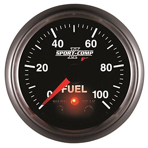 Auto Meter 3671 Sport-Comp PC Fuel Pressure Gauge