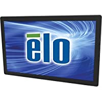 Elo Touch E000414 2440L Itouch 24 LED Open-Frame Touch Monitor with Zero Bezel, USB/Serial Interface, Black