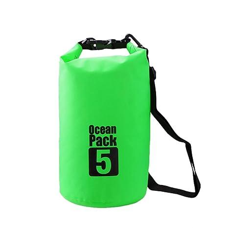 963724f92fc1 Amazon.com  DZT1968 2L 5 10L 15L 20L 30L Waterproof Dry Bag Outdoor ...