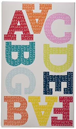 large alphabet decals - 9