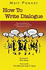 How to Write Dialogue Paperback