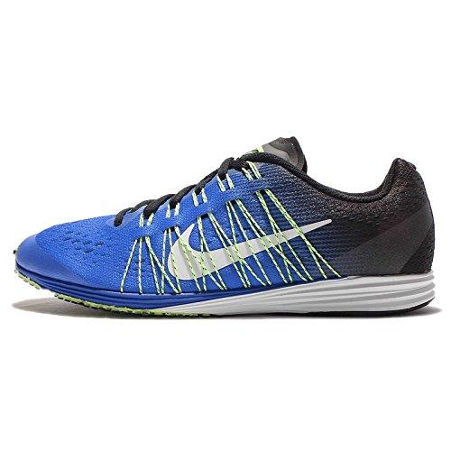 Nike Men's Lunarspider R 6, HYPER COBALT/WHITE-BLACK-GHOS...