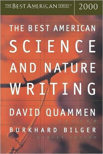 best american science writing 2018