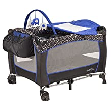 Evenflo Portable Baby Suite Deluxe  Hayden Dot