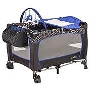 Evenflo Portable BabySuite Deluxe, Hayden Dot