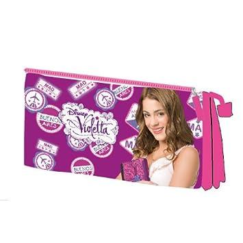 Estuche portatodo Violetta Disney Diary triple