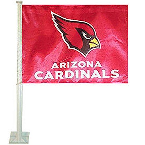- Rico Arizona Cardinals Car Flag