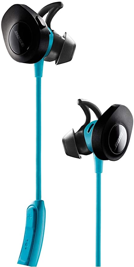 c43098add8e Bose SoundSport Wireless Headphones (Aqua)  Buy Bose SoundSport Wireless  Headphones (Aqua) Online at Low Price in India - Amazon.in