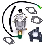 FitBest Carburetor Carb w/ Gaskets Insulator Fuel