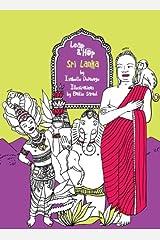 Leap & Hop Sri Lanka, Children Travel Book Ring-bound