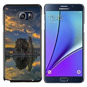 YiPhone /// Prima de resorte delgada de la cubierta del caso de Shell Armor - De China Prairie - Samsung Galaxy Note 5 5th N9200