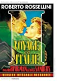 Voyage To Italy ( Viaggio in Italia ) [ NON-USA FORMAT, PAL, Reg.0 Import - France ] by Ingrid Bergman