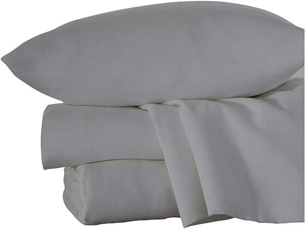 Lujoso juego de sábanas de algodón egipcio 100 % de 800 hilos, 4 ...