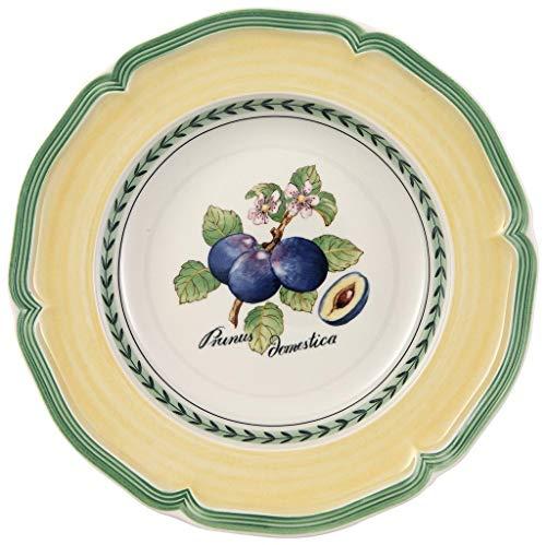 (Villeroy & Boch French Garden Valence Rim Soup Bowl, Plum)