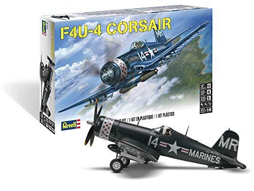 Revell Corsair F4U-4 1: 48 Scale