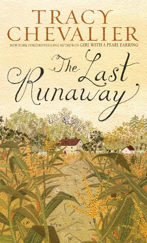 book cover of The Last Runaway