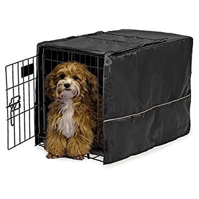 MidWest Polyester Crate Cover for Wire Crates by Midwest Homes for Pets