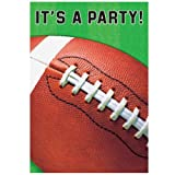 8 Football Invitations