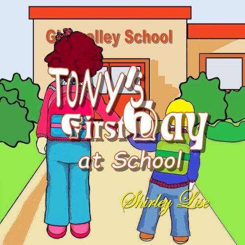 Tony's First Day at School pdf
