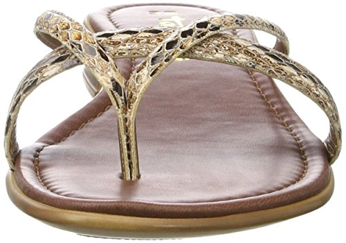 Women's 373 Tamaris Snake Sandals Beige 27107 nature RCTqwS