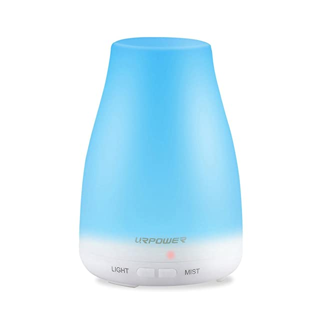 URPOWER 2nd Version Essential Oil Diffuser Aro...
