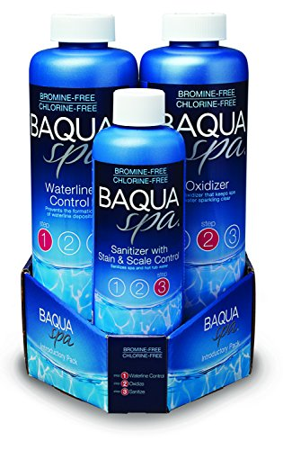 Baqua Spa Part Introductory Pack product image