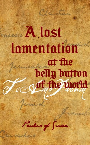Te Amo Parum - A lost lamentation at the belly button of the world