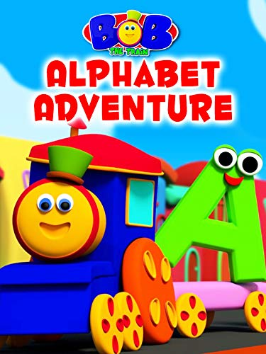 Alphabets Adventure & More Kids Song - Bob The Train