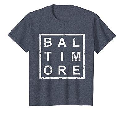 Stylish Baltimore T-Shirt