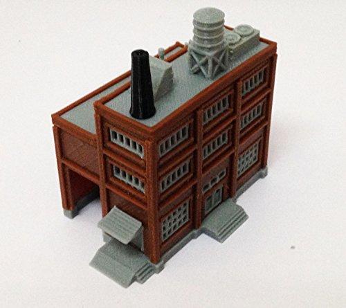 Review Outland Models Railroad Building