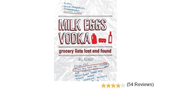 average grocery list