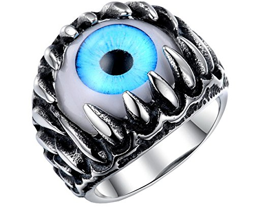 PAURO Stainless Dragon Eyeball Gothic product image