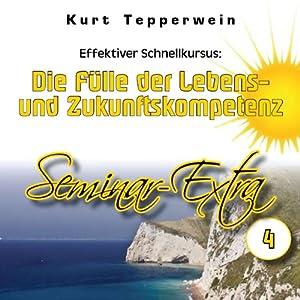Effektiver Schnellkursus: Die Fülle der Lebens- und Zukunftskompetenz (Seminar Extra 4) Hörbuch