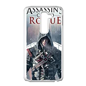 SANLSI Assassin's creed rogue Case Cover For LG G2 Case