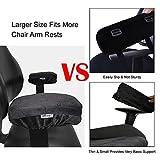 Aloudy Ergonomic Memory Foam Office Chair Armrest