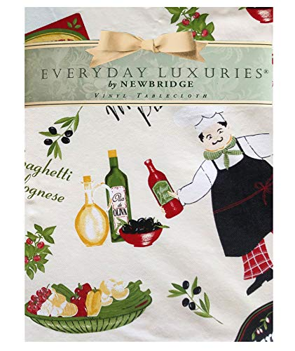 Design Kitchen Tablecloth - 8