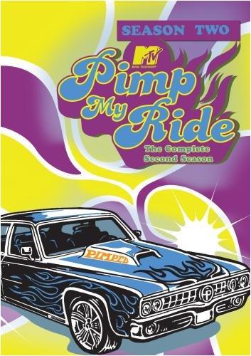 Pimp My Ride, The Complete Second Season (Pimp My Ride Dvd)