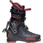 Atomic-Backland-Carbon-Scarponi-da-Sci-Unisex-Adulto-Nero-Size
