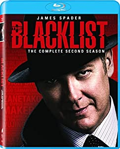 The Blacklist: Season 2 [Blu-ray] by Sony Pictures Home Entertainment