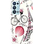 Joe Designer Printed Back Case Cover for Oppo Reno 6 Mobile (Multicolor) art178