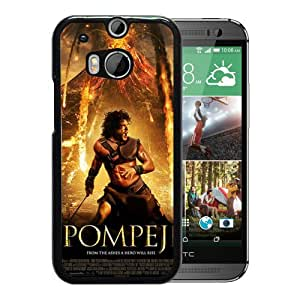 Pompeii Durable High Quality HTC ONE M8 Phone Case