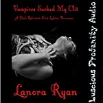 Vampires Sucked My Clit: A Dark Reluctant First Lesbian Threesome   Lanora Ryan