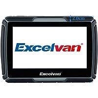 'Excelvan 8GB 4.3Moto Bike GPS SatNav Navigazione impermeabile IPX7Bluetooth Win ce6.0