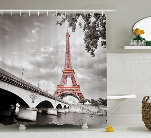 compare price to paris theme shower curtain tragerlawbiz